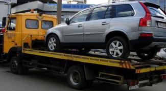 Как снять с учета неисправный автомобиль