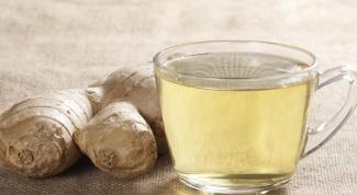 Имбирный чай для женского здоровья
