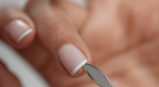 Уход за слоящимися ногтями