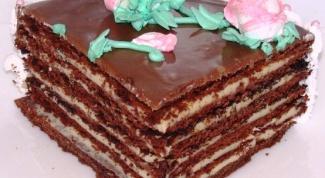 """Торт """"Славный"""""""