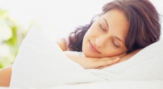 5 продуктов, помогающих уснуть
