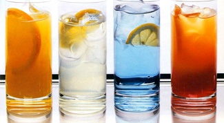 Ледяные коктейли