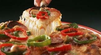 Приготовить вкусную пиццу дома