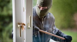 Как защитить свое жилище от воров