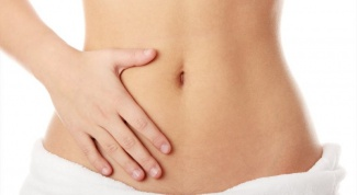 Why from the navel bleeding