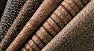Как выбрать ткань для обивки мебели