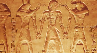 Как выглядят древнеегипетские боги