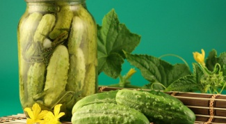 How to preserve cucumbers with aspirin