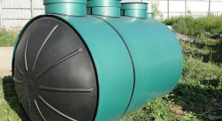 Как сделать автономную систему канализации