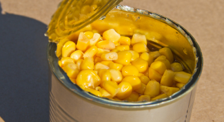 Быстрые рецепты с консервированной кукурузой