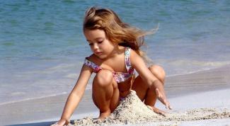 Как взять трехлетнего малыша в отпуск