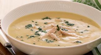 Какой суп сварить из курицы