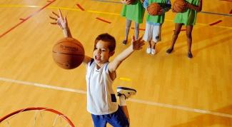Как стать баскетболистом