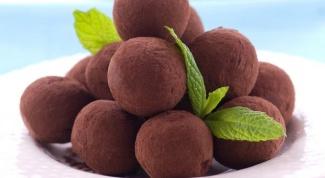 Как сделать шоколадные трюфели