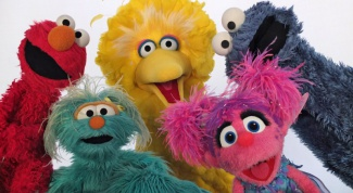 The Characters Of Sesame Street