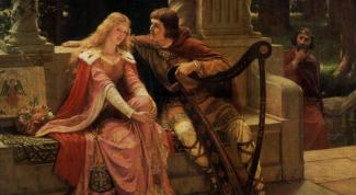 Как одевались женщины в XIII веке