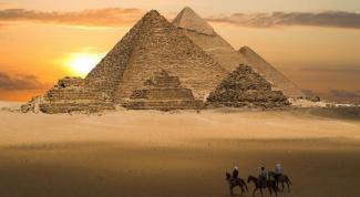 Как египтяне строили пирамиды
