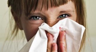 Как быстро снять симптомы аллергии