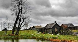 Дом в Простоквашино, или заброшенные поселки России