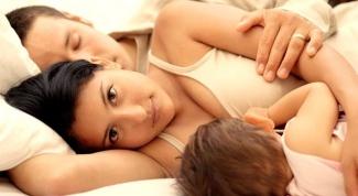 Osobennosti sex life after childbirth