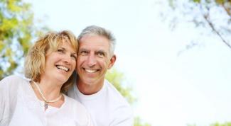 Как выйти замуж на пенсии