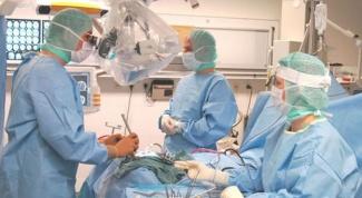 Как восстановиться после полостной операции
