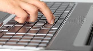 Принцип расположения клавиш на клавиатуре