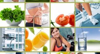 Как изобразить на плакате здоровый образ жизни