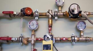 Как восстановить давление в системе отопления