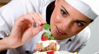 Как стать шеф-поваром