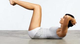 Пять новых эффективных упражнений для пресса