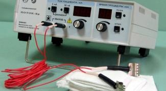 Как делать электрофорез