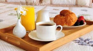 Завтрак в постель: что приготовить