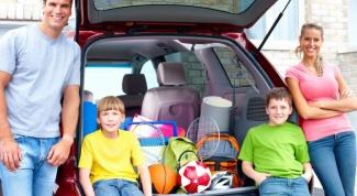 Как выбрать машину для поездок на дачу