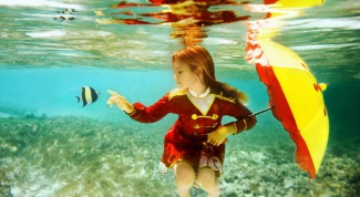 Как фотоаппарат приспособить для подводной съемки