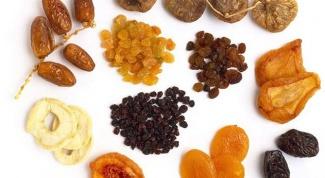 Почему сушеные фрукты калорийнее свежих