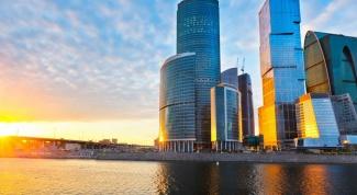 Как попасть в Москва-сити