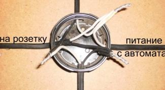 Как две лампочки подключить к одноклавишному выключателю