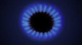 Почему упало давление газа в трубе