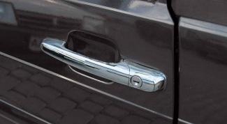 Как заменить дверные ручки на ВАЗ