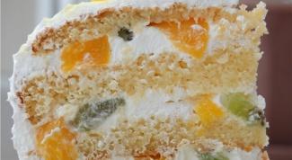3 потрясающих рецепта кремов для бисквита