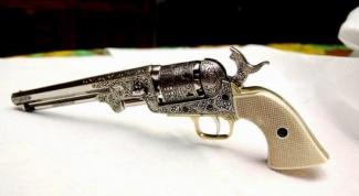 Как украсить оружие