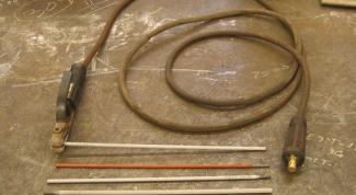 Как изготовить электрод для дуговой сварки
