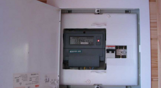 How to register an electricity meter