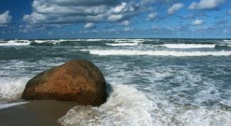Плюсы отдыха на Балтийском море
