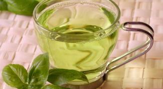 Что содержится в зеленом чае