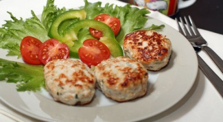 Vegetable patties with Turkey