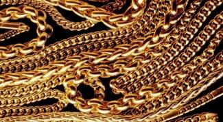 Сколько весят золотые цепочки