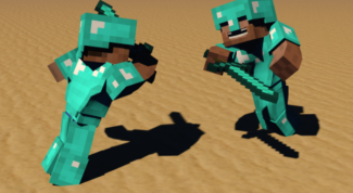 Как отключить ПВП в Minecraft