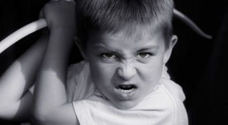 Если у вас агрессивный ребенок